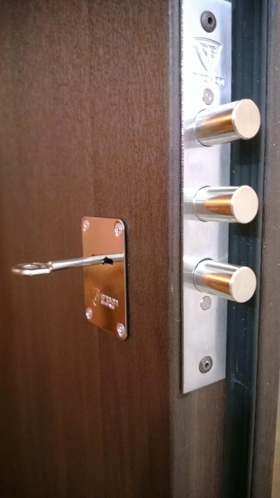 פנטסטי מנעול כספת לדלת מיצאת-צדיק רק- ₪449 | שירות לדלת רב בריח 24-7 AM-99