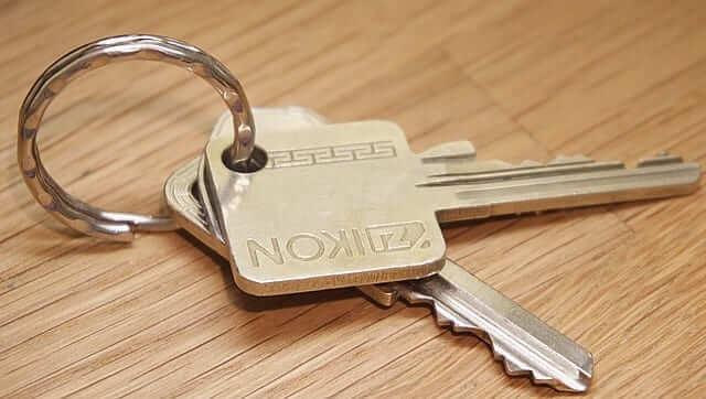 שכפול מפתחות לדירה